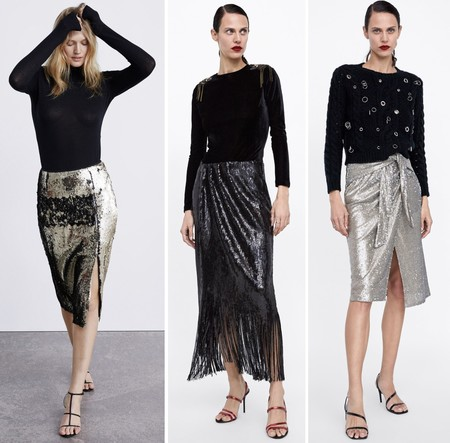 Se busca: la falda (midi) de Zara que más triunfa entre las