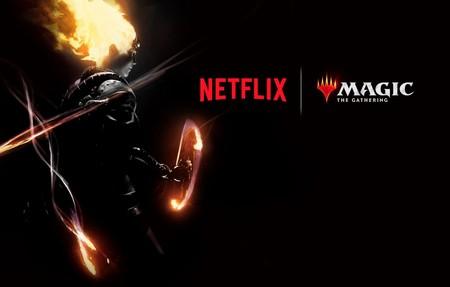 'Magic: The Gathering' llegará a Netflix con un anime basado en el universo del juego de cartas y producida por los hermanos Russo