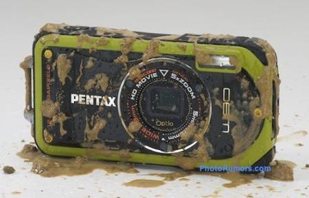Dos nuevas Pentax hacen su aparición, y no en el PMA