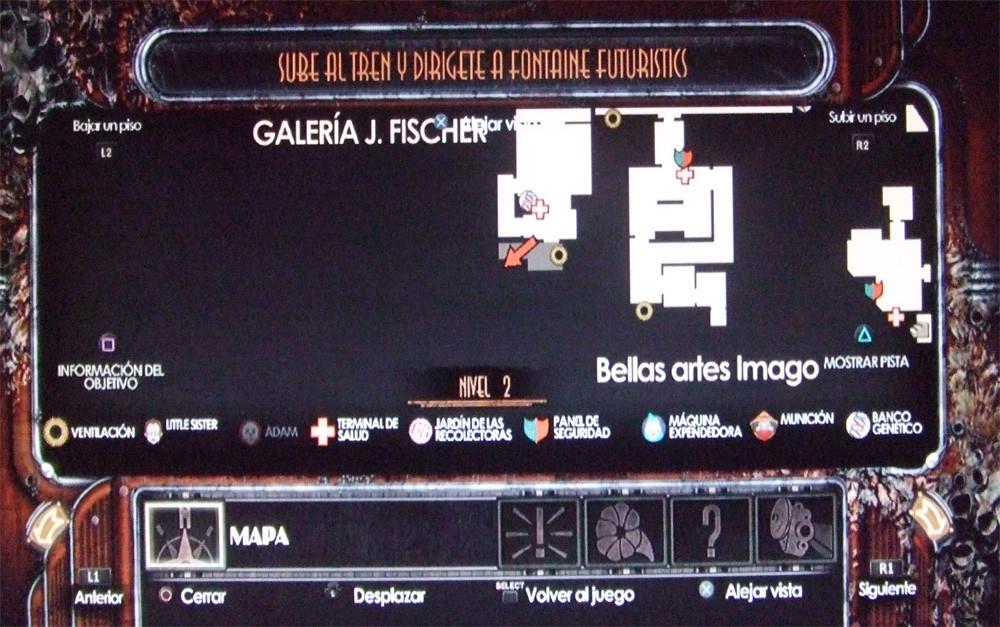 'Bioshock 2': guía (Parque Dionysus)