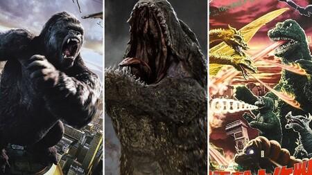 Battle royale de monstruos: las 11 películas de Godzilla, Kong y otras criaturas gigantes que puedes ver ya en streaming
