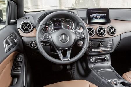 Mercedes Benz Clase B 2015 - Equipamientos y precios