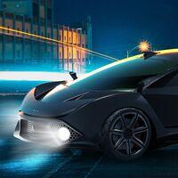 """Este coche presume ser el """"auto eléctrico de tres ruedas más rápido del mundo"""": de 0 a 100 km/h en 1.8 segundos"""
