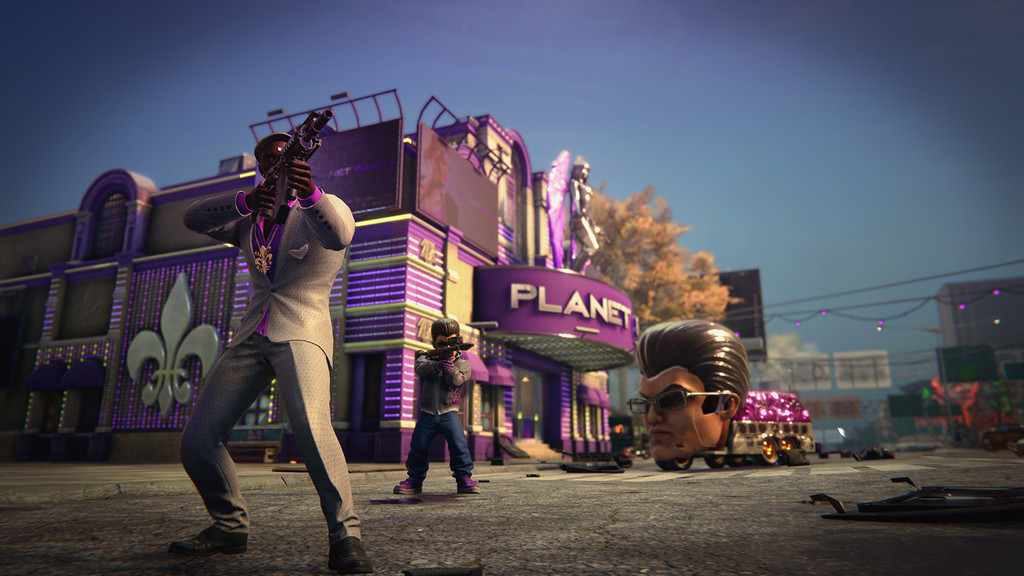 Saints Row: The Third Remastered confirmado. En mayo volveremos a desatar el caos y la locura con esta renovada versión
