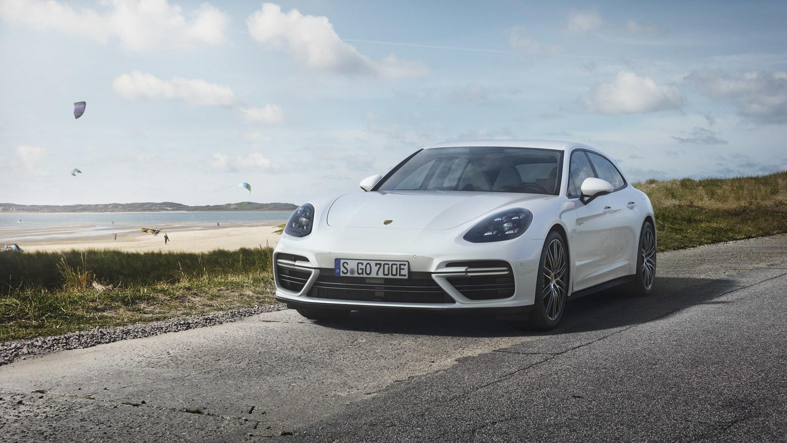 Foto de Porsche Panamera Sport Turismo, toma de contacto (38/75)