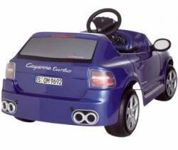 Un Porsche Cayenne para niños