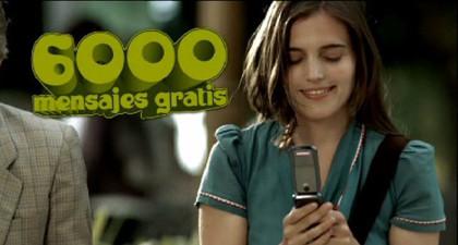 Movistar regala 6000 mensajes con las portabilidades y migraciones