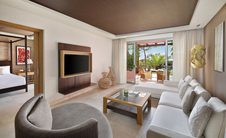 One Bedroom Suite Villas Living Room Rv