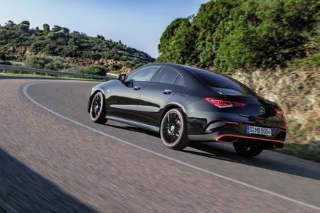 Mercedes-Benz CLA Coupé 2019