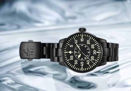 Reloj Laco, el aviador alemán más clásico