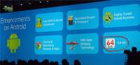 ¿Será Android 4.4 KitKat también un SO móvil de 64 bits?