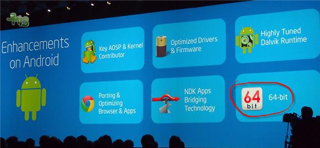 Android 4.4 KitKat 64 bits