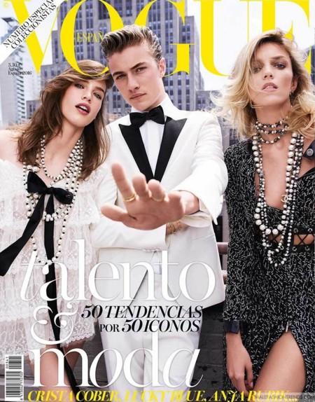 Portada Revistas De Moda Agosto 2016 Trendencias Hombre 06
