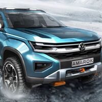 La Volkswagen Amarok 2022 se acerca: la pick-up alemana adelanta su diseño en teasers