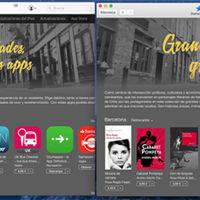 Grandes ciudades, grandes apps... Y grandes novelas. Recopilatorio especial en la App Store y en la iBooks Store