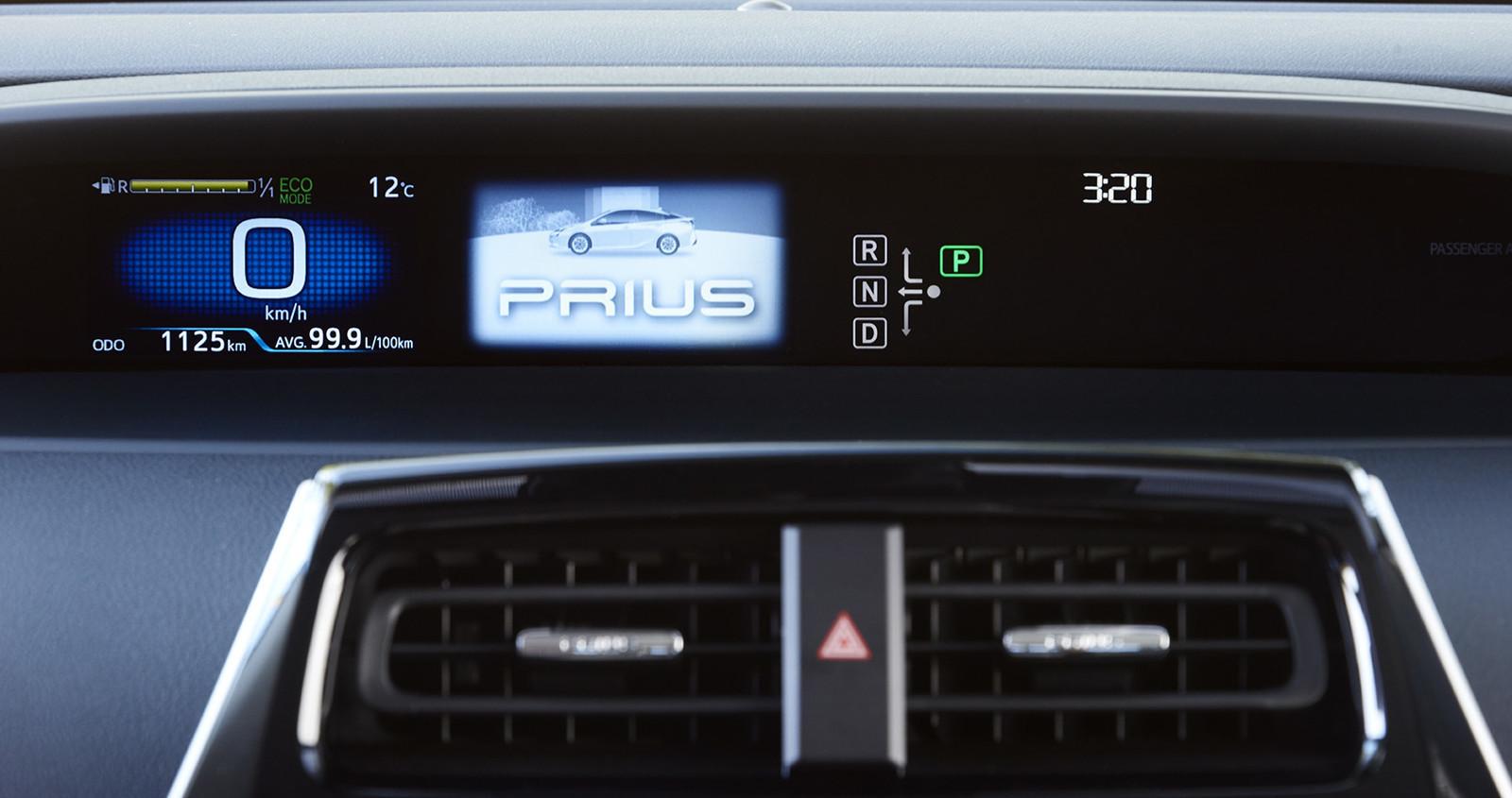 Foto de Toyota Prius 2016 (88/90)