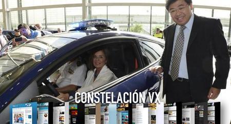 Los coches de antes eran más seguros, Fomento a por Uber y los deportivos de la Policía .Constelación VX (CXCVII)