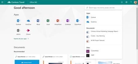 Microsoft actualiza Office.com con nuevas opciones de personalización