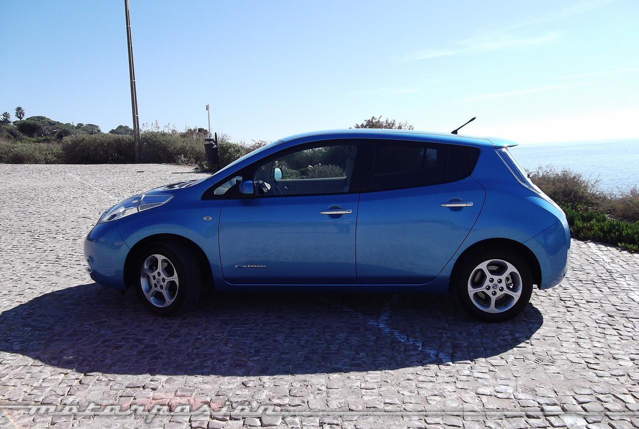 Foto de Nissan Leaf (presentación) (6/58)