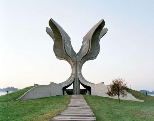 Foto de Spomenik, la Yugoslavia más cósmica (11/12)