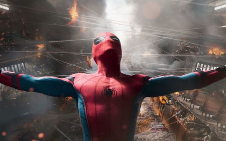Imagen Spiderman Homecoming