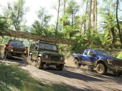 Ya puedes descargar una demo gratuita de Forza Horizon 3 para PC desde la Tienda de Windows
