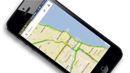 Google Maps se renueva para iOS