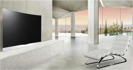 LG OLED televisor