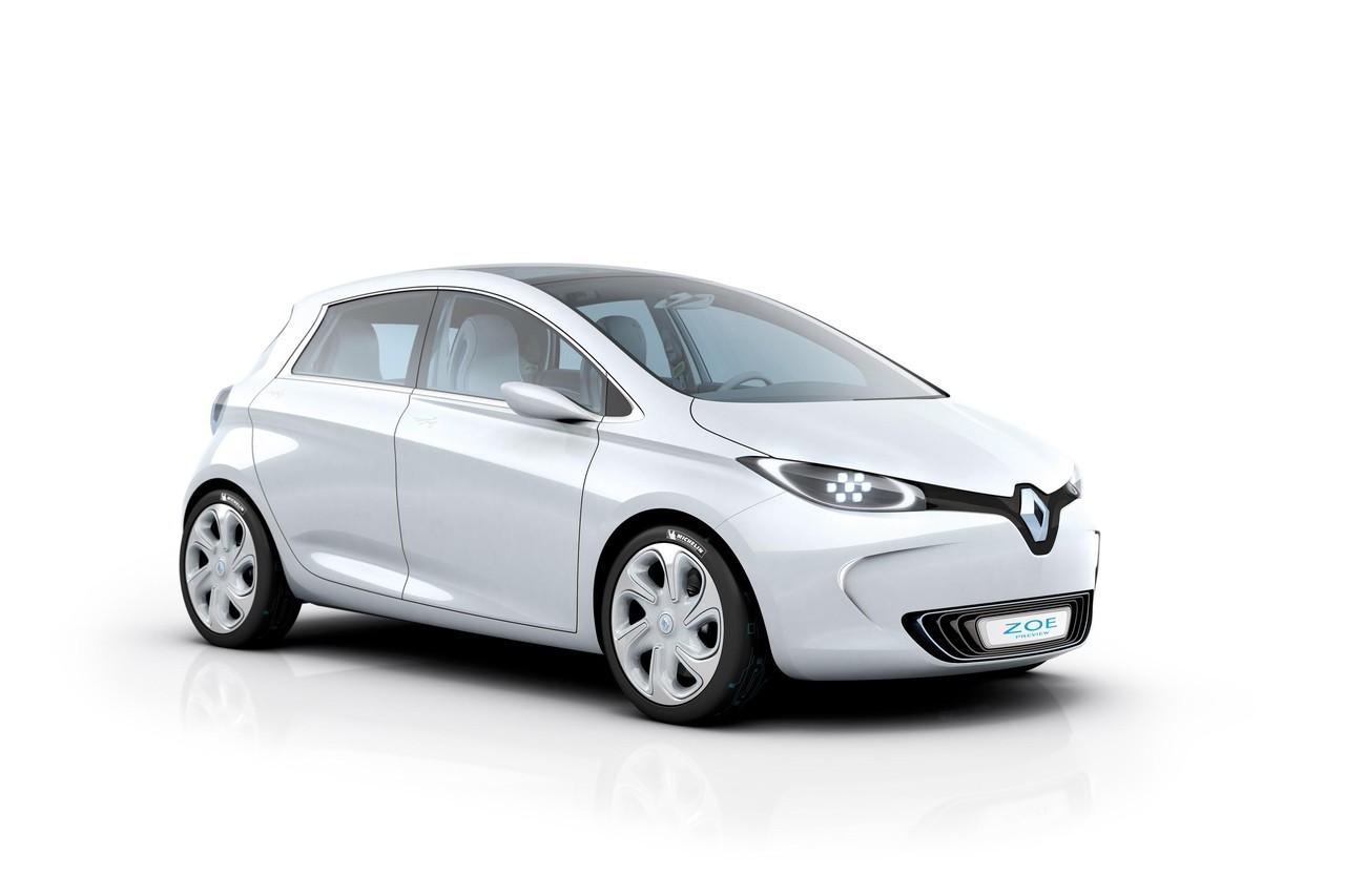 Foto de Renault ZOE Preview (11/16)
