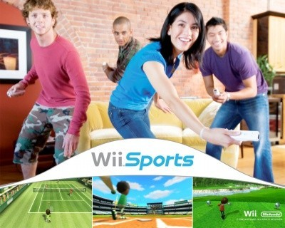 ¿Cuál quema más calorías? ¿Jugar con la Wii o los deportes reales?