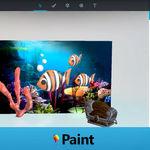 Ya puedes probar la nueva versión del clásico Paint, ahora totalmente rediseñada
