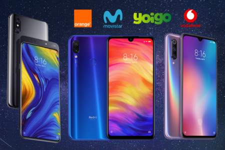 Dónde comprar RedMi 7, Mi 9 y otros Xiaomi más baratos: comparativa mejores ofertas con operadores
