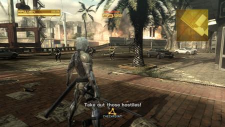 Metal Gear Rising Revengeance llega para demostrar que Android se toma en serio los juegos