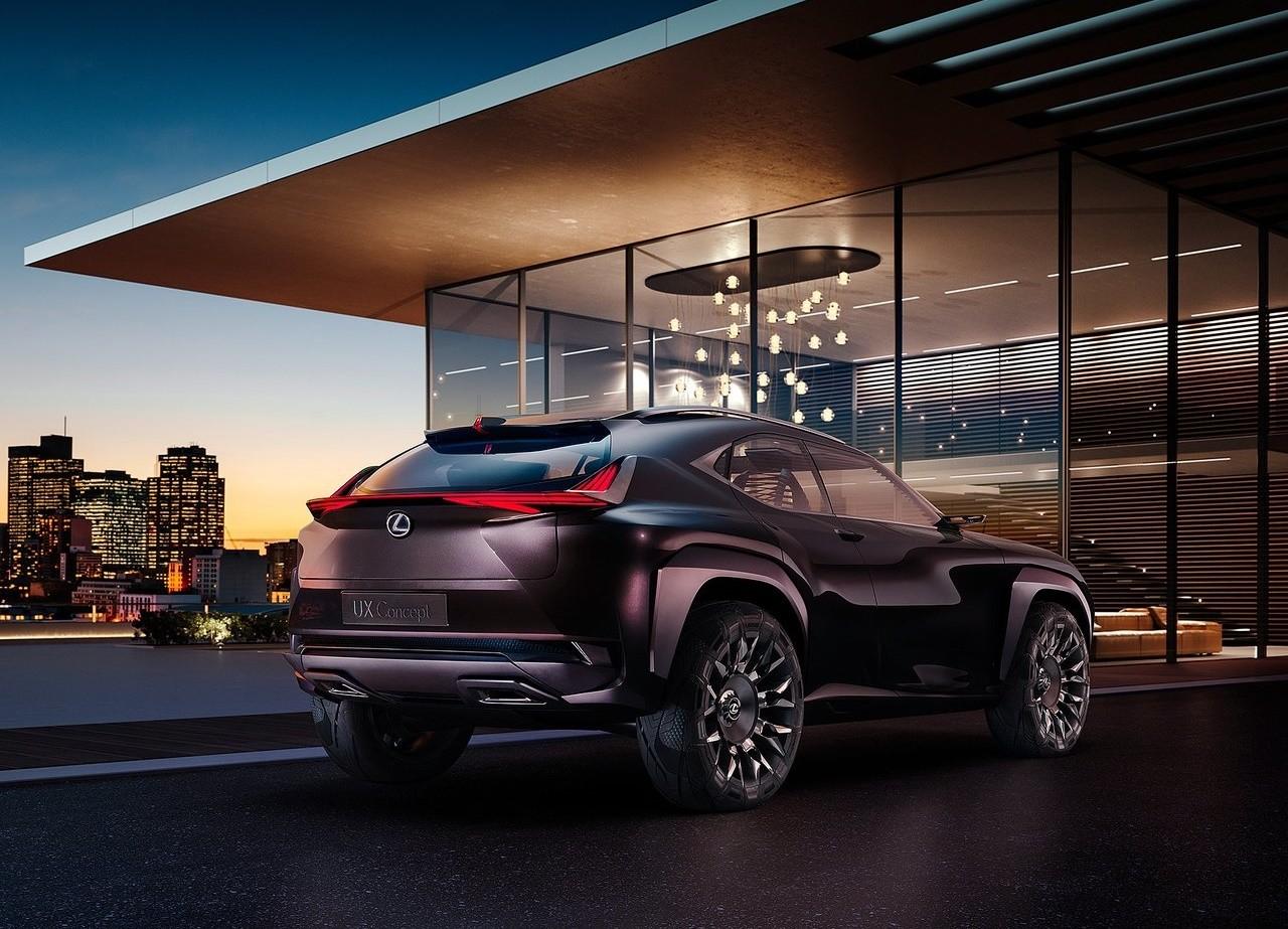 Foto de Lexus UX Concept (10/17)
