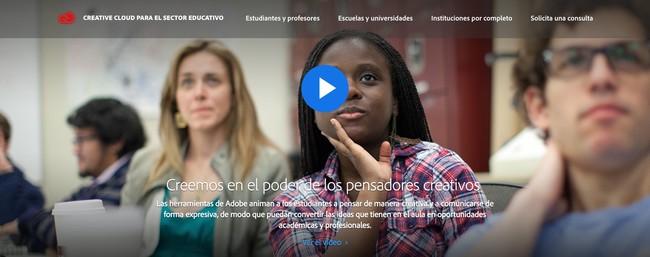 Adobe Estudiantes