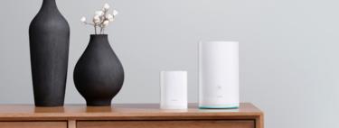 Base + satélite Huawei Wi-Fi Q2 Pro rebajadísimo a 78 euros en el día sin IVA: mejora la cobertura e intensidad del Wi-Fi de casa
