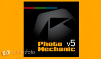 Photo Mechanic, toma de contacto