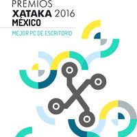 Mejor PC de escritorio, vota por tu preferido para los Premios Xataka México 2016