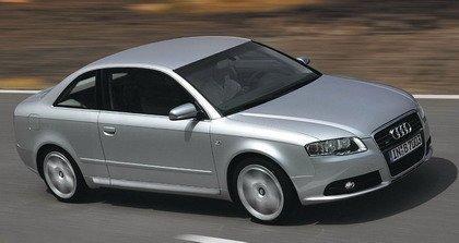 Audi A4 o RS4 coupé, ¿cómo serían?
