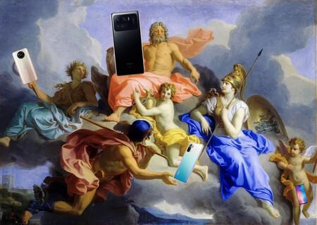 Del Olimpo de los dioses a pintores y músicos famosos: estos son los nombres en clave de Xiaomi