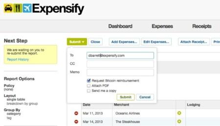Expensify adopta el bitcoin para facilitar las transferencias internacionales