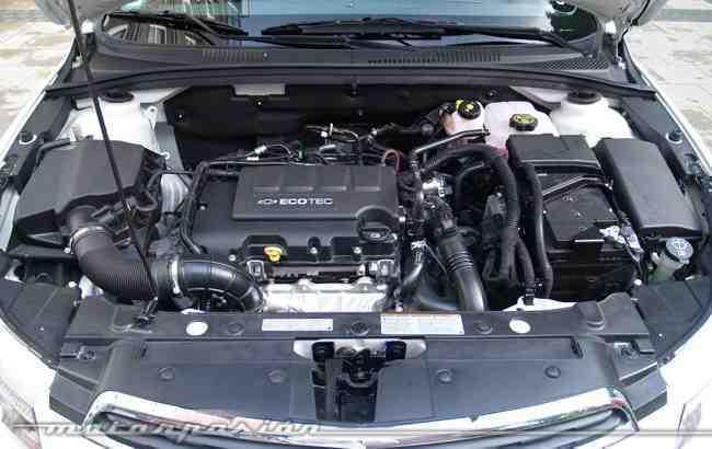 Motor 1.4 T 140 CV Chevrolet Cruze