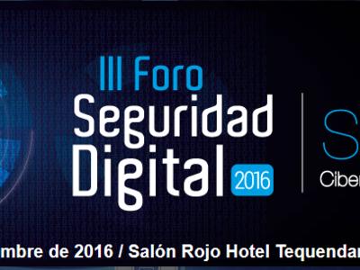Bogotá reunirá por tercera vez a los mejores expertos de seguridad digital este 28, 29 y 30 de septiembre