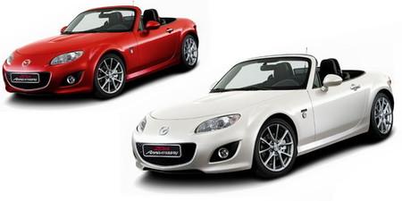 Mazda MX-5 20 aniversario