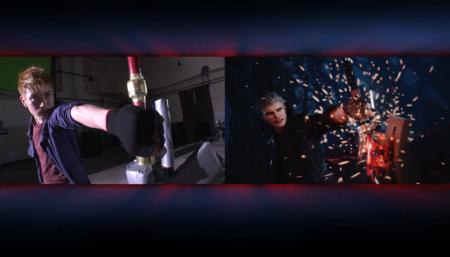 Devil May Cry 5 muestra en un nuevo tráiler cómo se crearon las secuencias cinemáticas con actores reales