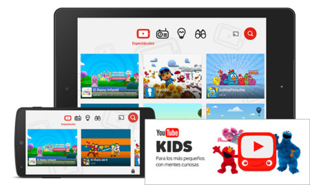 YouTube for Kids ya está disponible en México