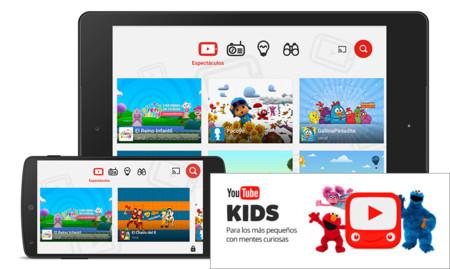 YouTube for Kids ya está disponible en México