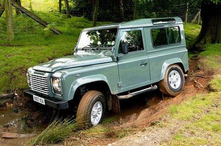 """Destrucción de un Land Rover Defender para """"dar ejemplo"""" en EEUU"""
