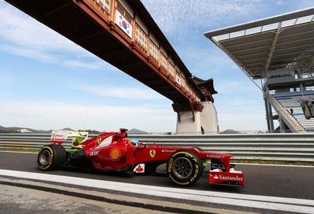 Cuarto puesto en parrilla agridulce para Fernando Alonso en Corea