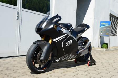 Crónica de un despido anunciado: Suter abandona el barco de Moto2